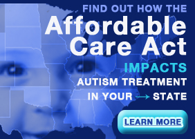 Affordable Care Act: Autism coverage in your state.